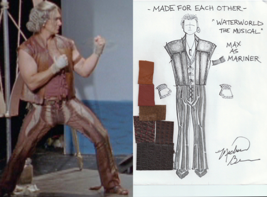 Made For Each Other Patrick Wharburton as Max in Waterworld The Musical and Michael Bevins Design.jpg